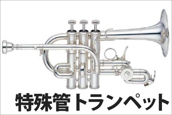 特殊管トランペット