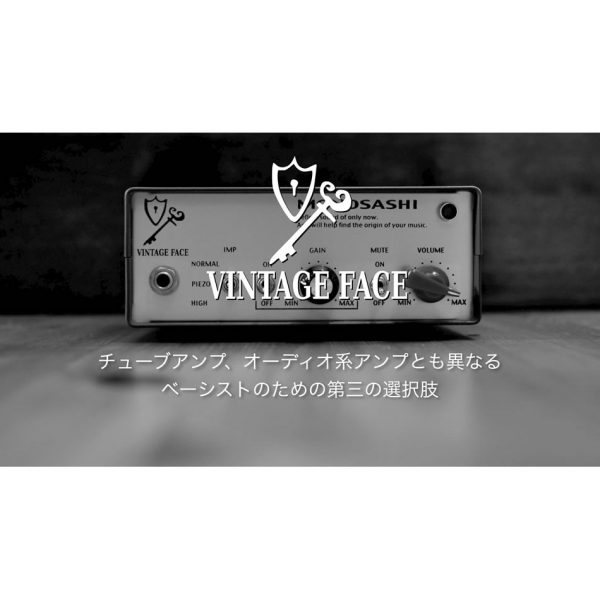 Vintage Face