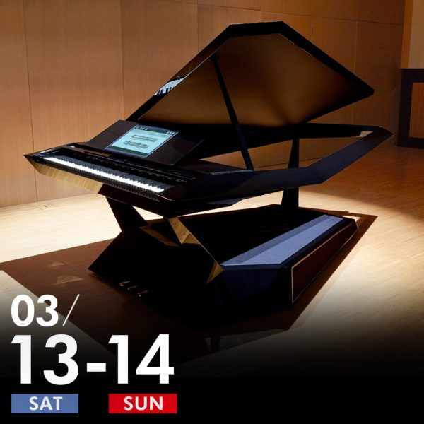 Special Popup|Roland Facet Grand Piano