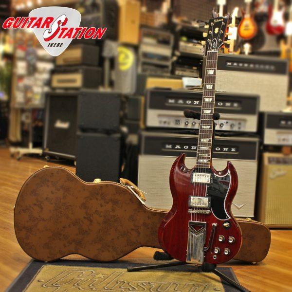 Gibson SGの誕生60周年を記念する特別なモデル!