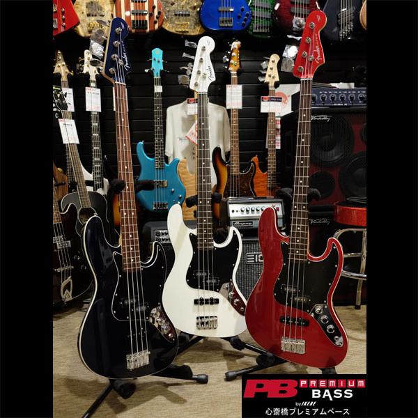 #プレミアムベースがお届けする逸品「Fender MIJ Aerodyne II Bass」