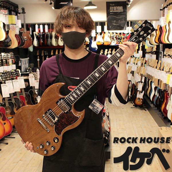 国内入荷はイケベのみ!Gibson SG Standard!
