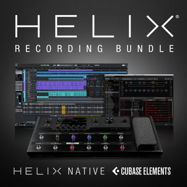 Helix Recording Bundle キャンペーン!!