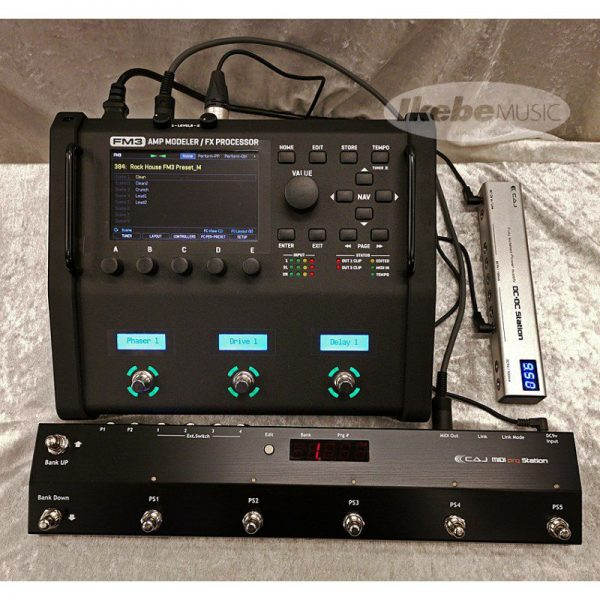 【ライブ実践向け】FM3 ロックハウス池袋オリジナルスペシャルSET!