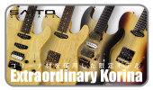 SAITO Guitars Extraordinary Korina