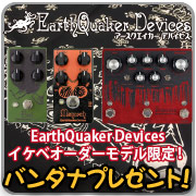 【EarthQuaker Devicesイケベオーダーモデル限定!バンダナプレゼント!】