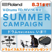 【ROLAND SUMMER CAMPAIGN 2018】