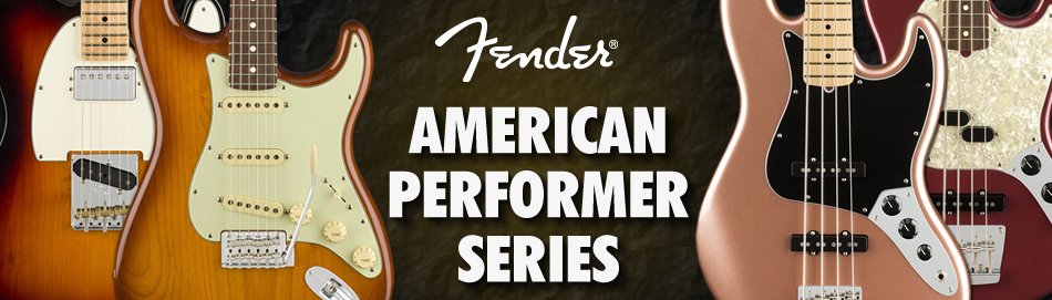 【Fender American Performer Series】