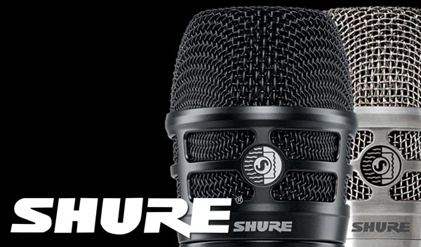 SHURE (Microphone & Others)
