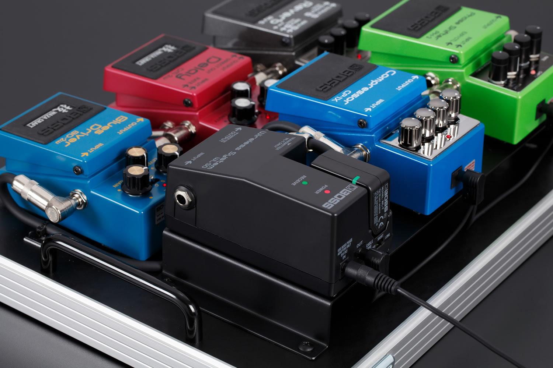 boss guitar wireless system